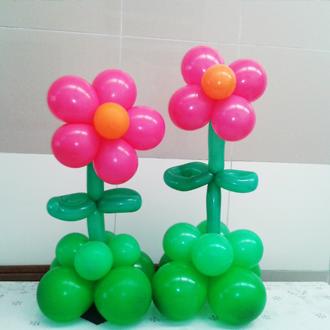 balon dekorasi king promosindo